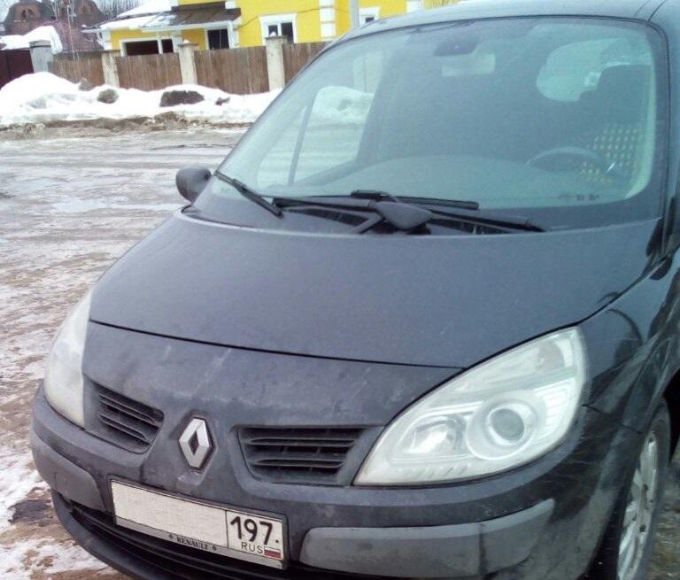 Чип тюнинг Renault Scenic 1.9 dci
