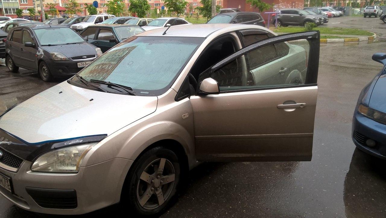 Чип-тюнинг Ford Focus II с двигателем 1.8 TDCI
