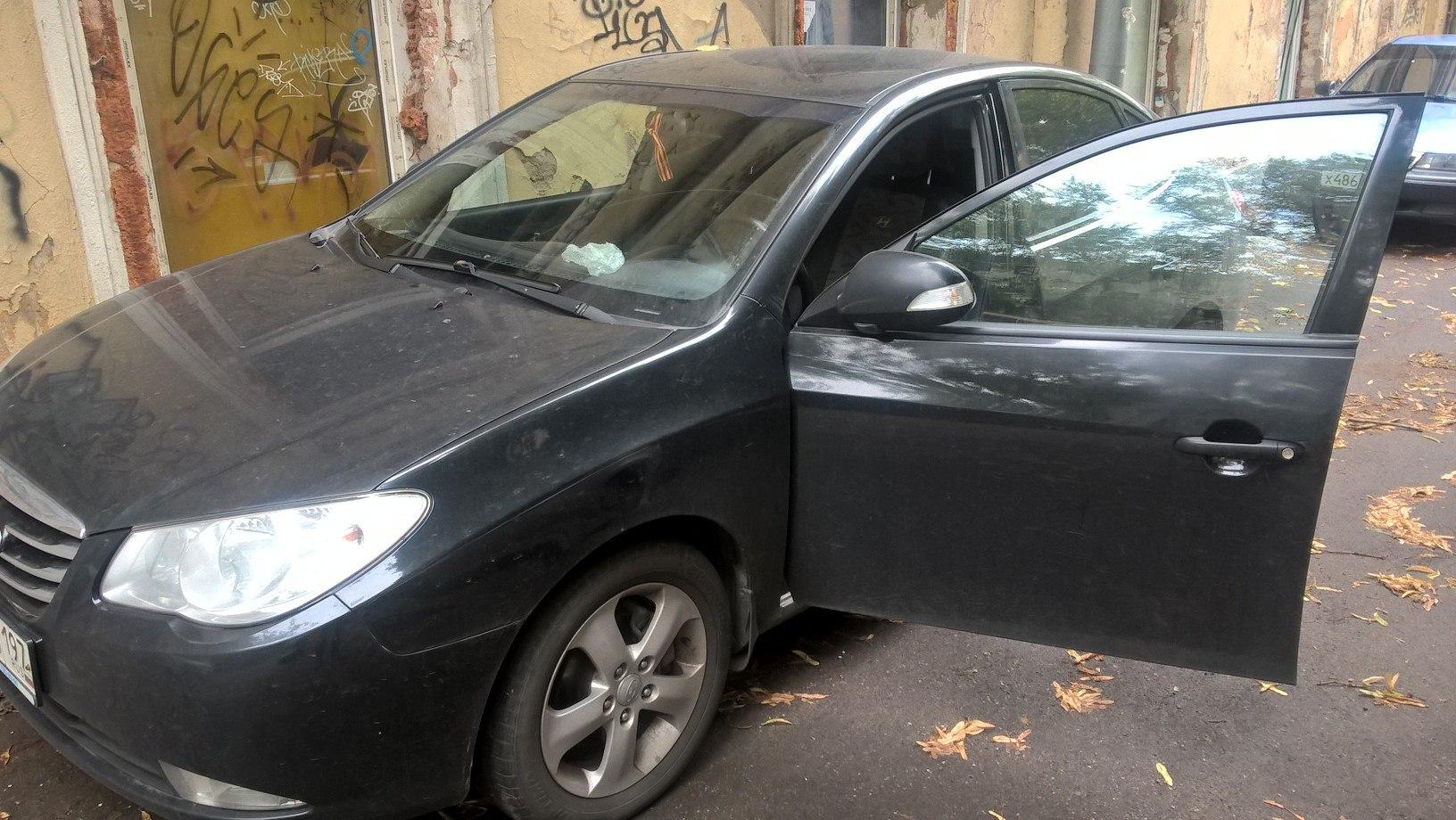 Чип тюнинг Hyundai Elantra 1.6
