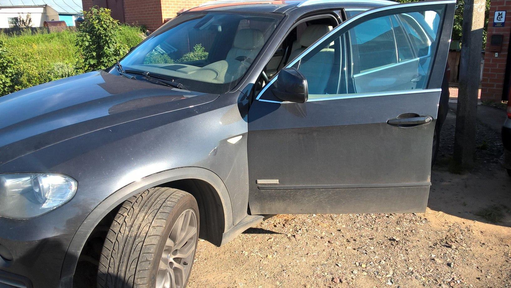Чип тюнинг BMW X5 E70
