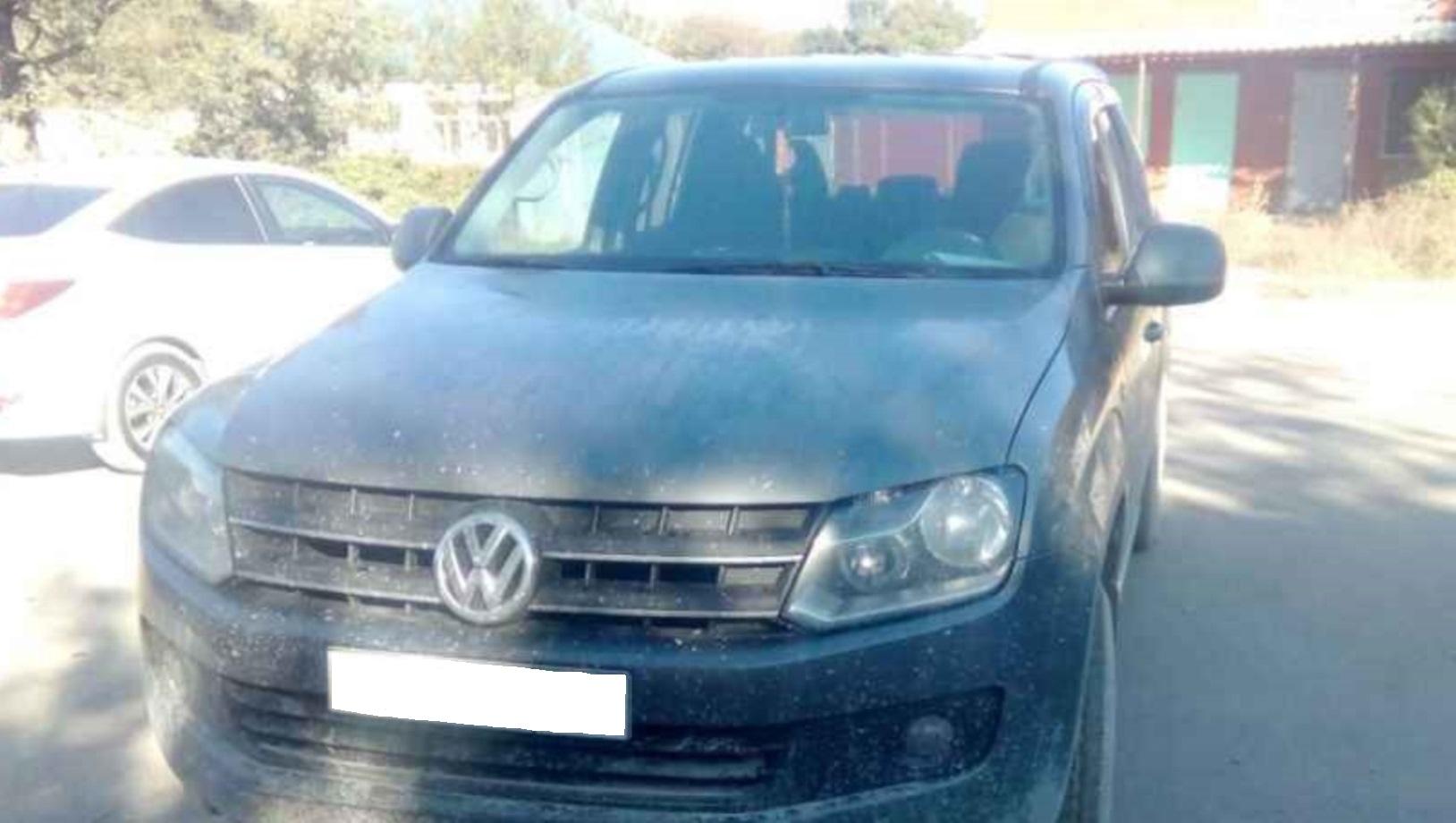 Чип тюнинг VW Amarok