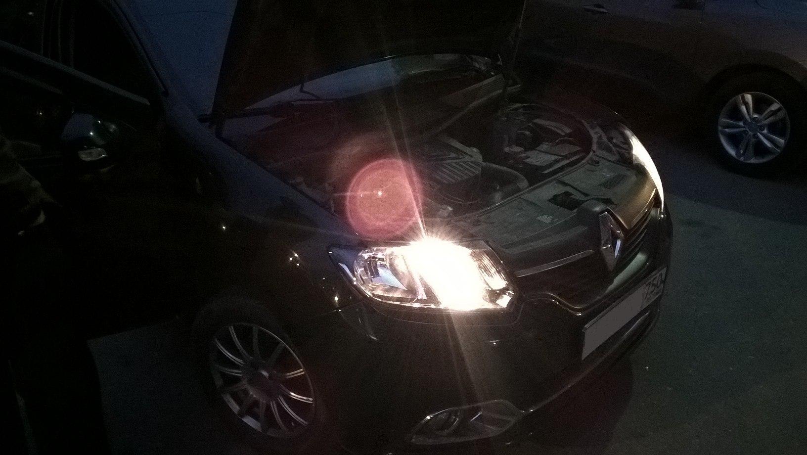 Чип тюнинг Renault Logan 2 из г. Воскресенск