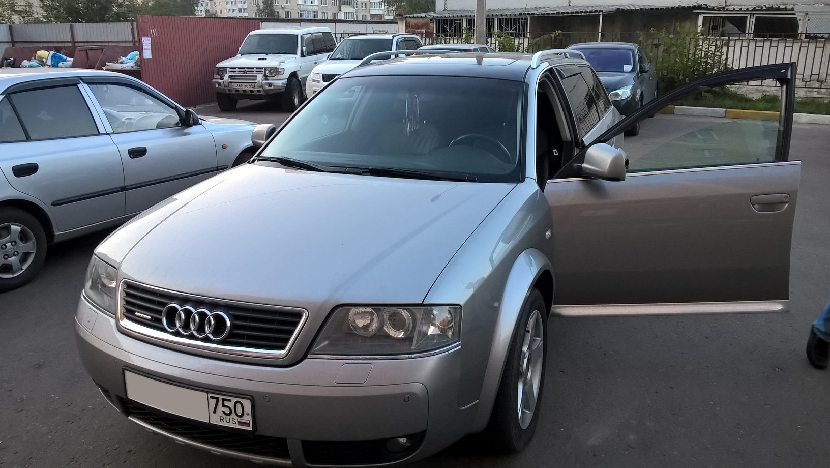 Чип тюнинг Audi A6 Allroad 2.7