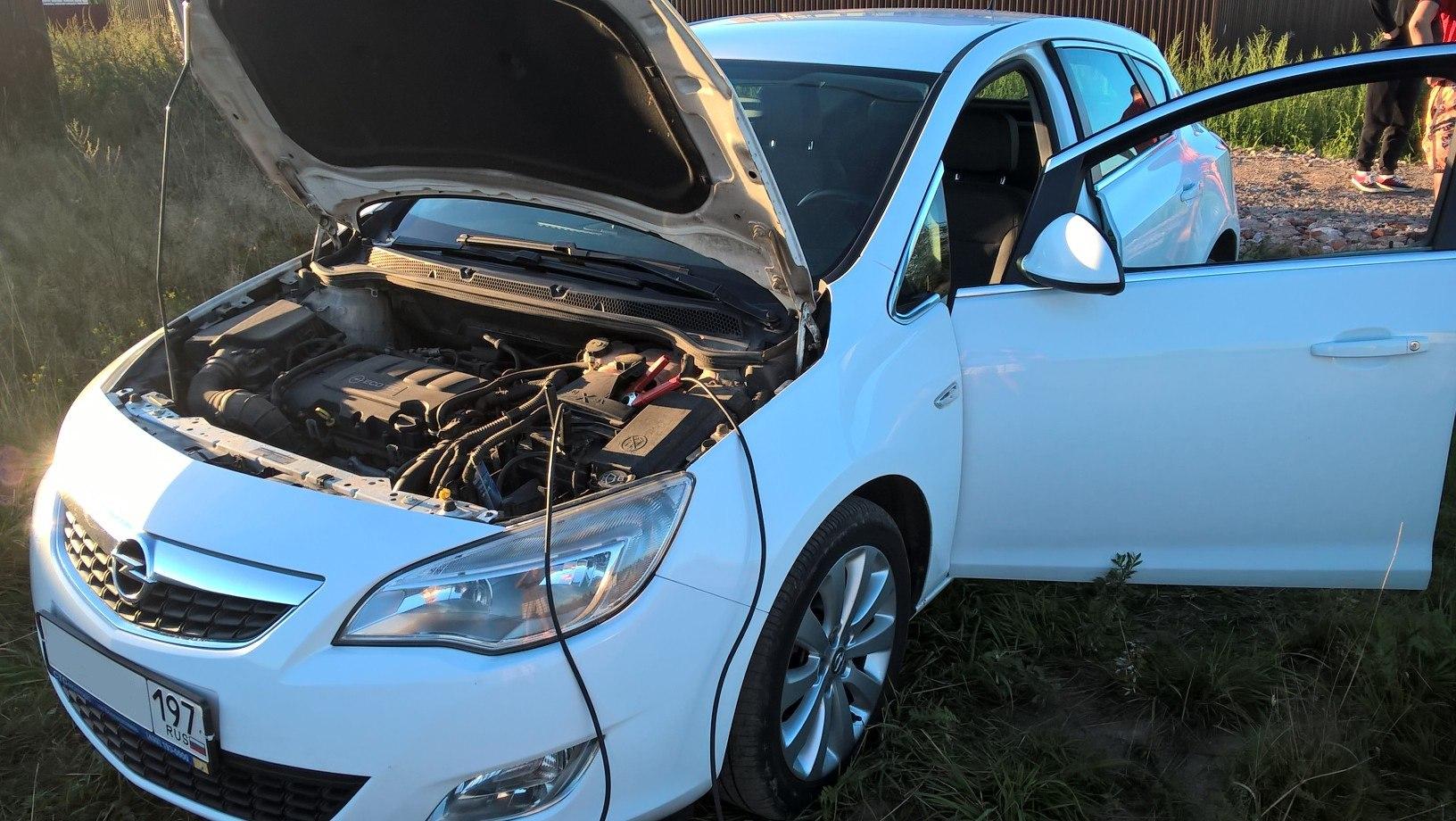 Чип тюнинг Opel Astra J 1.4 турбо
