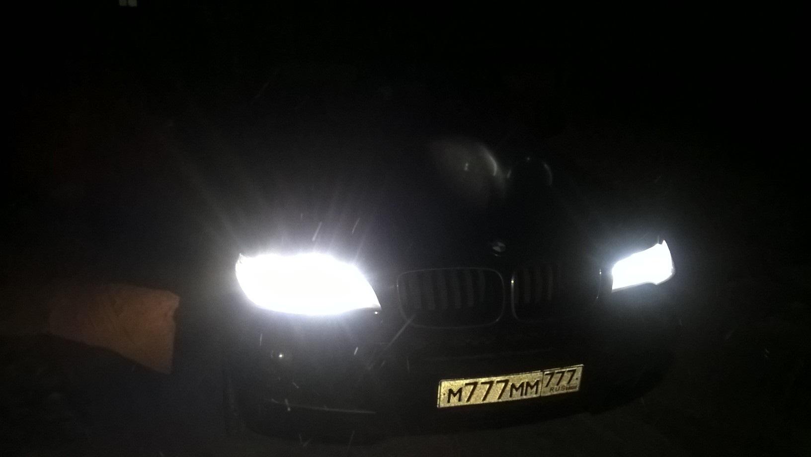 Чип-тюнинг BMW X5 3.0 дизель