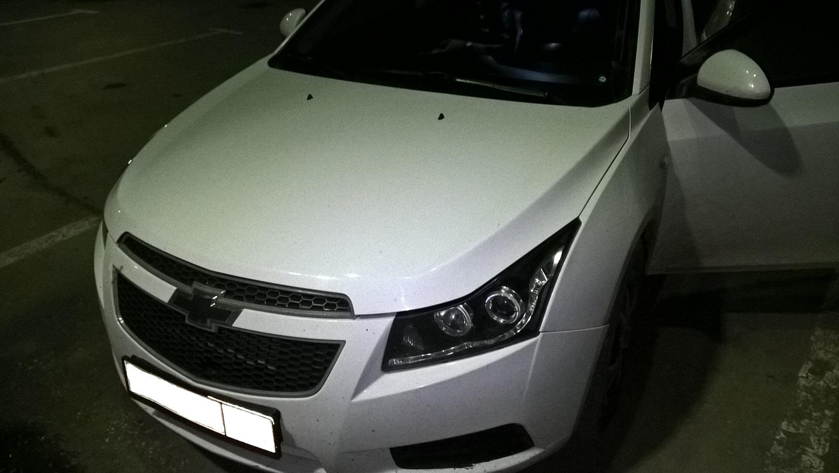 Чип тюнинг с увеличением мощности Chevrolet Cruze 1.6 АКПП