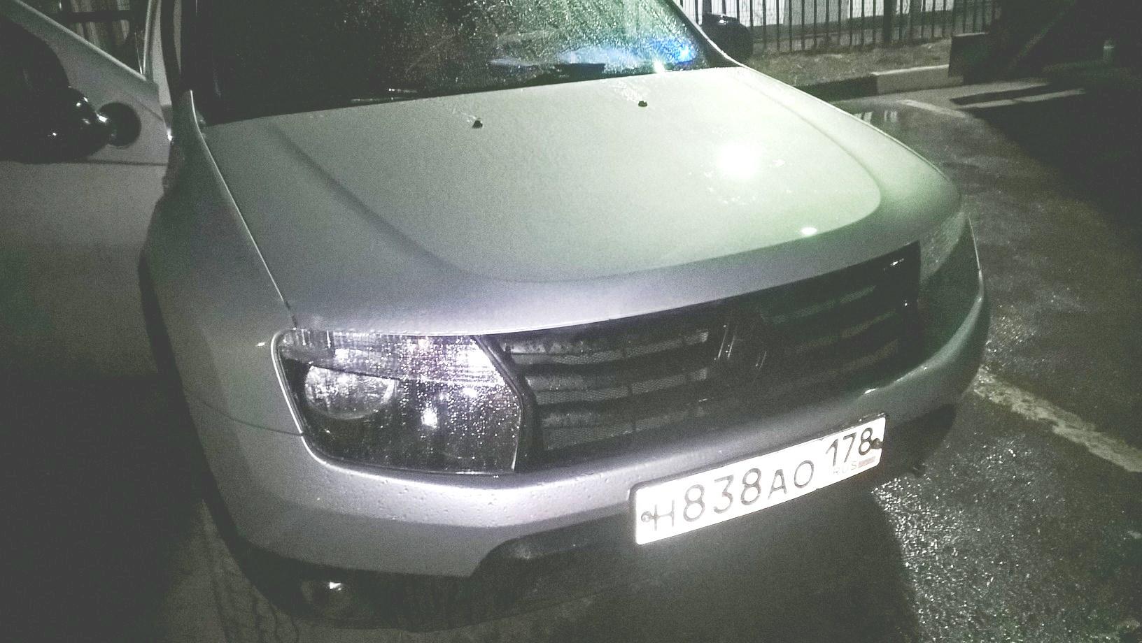 Чип тюнинг Рено Дастер 1.5 дизель