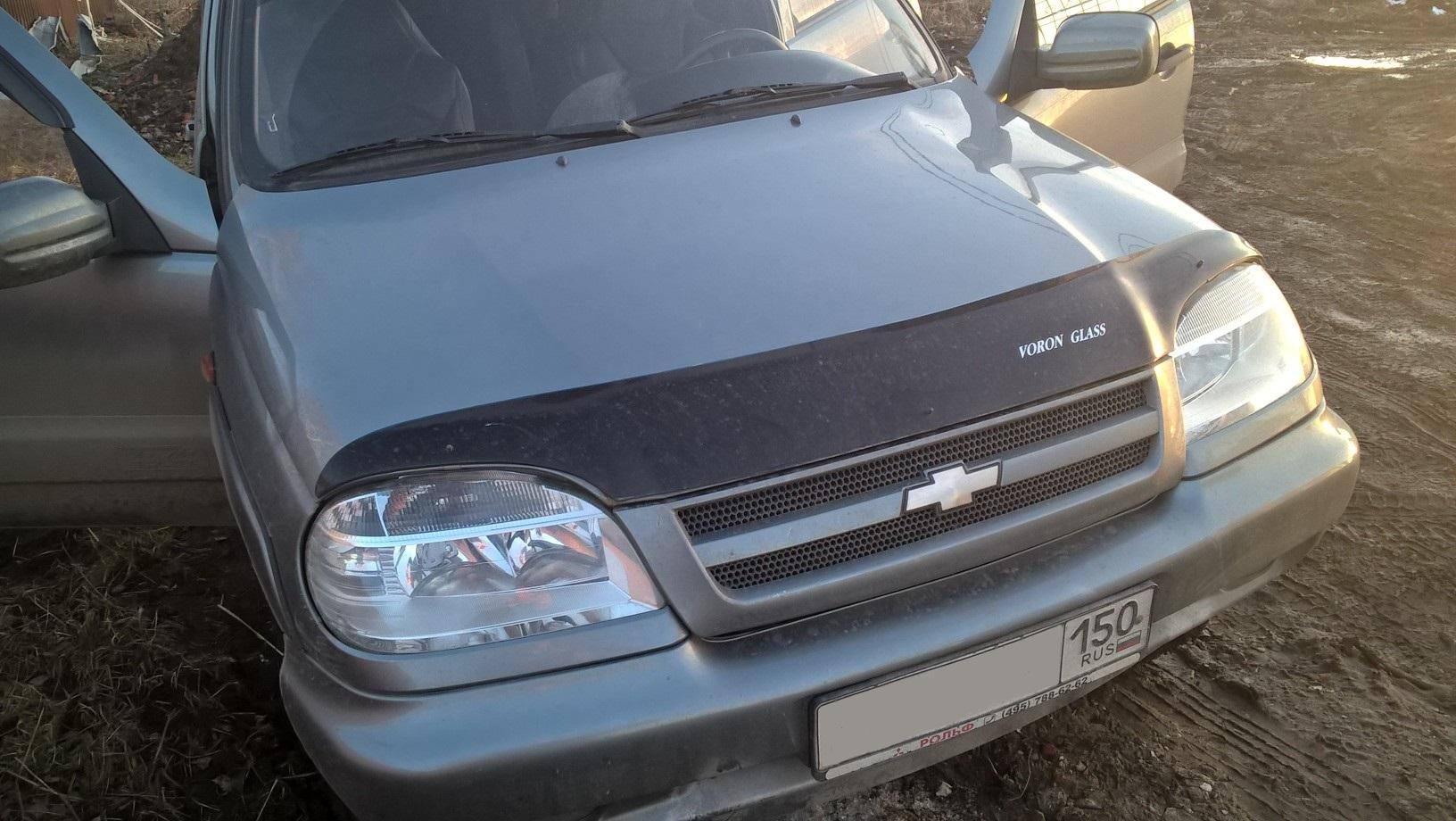 Чип тюнинг Chevrolet Niva