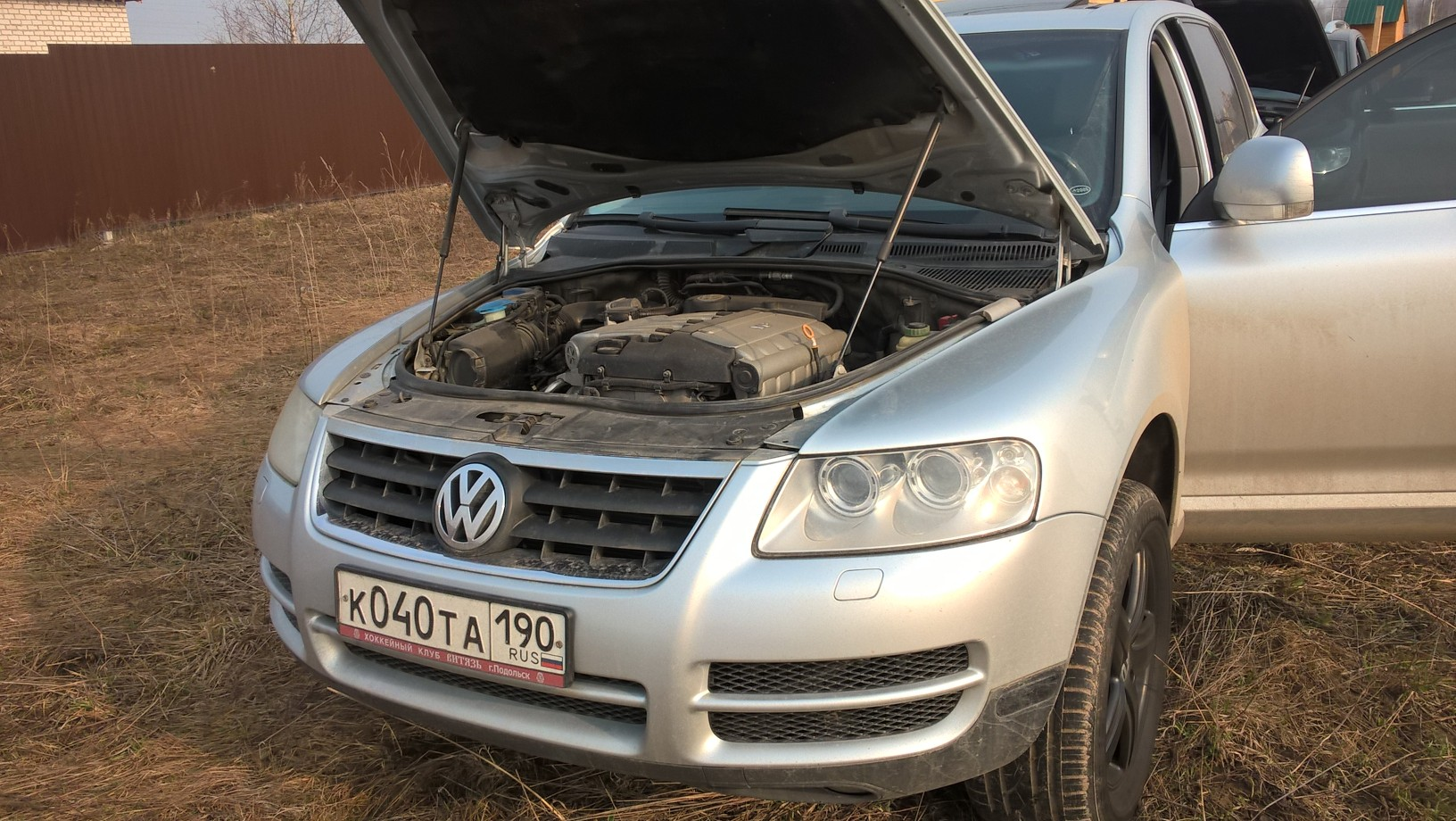 Чип тюнинг VW Touareg 3.2