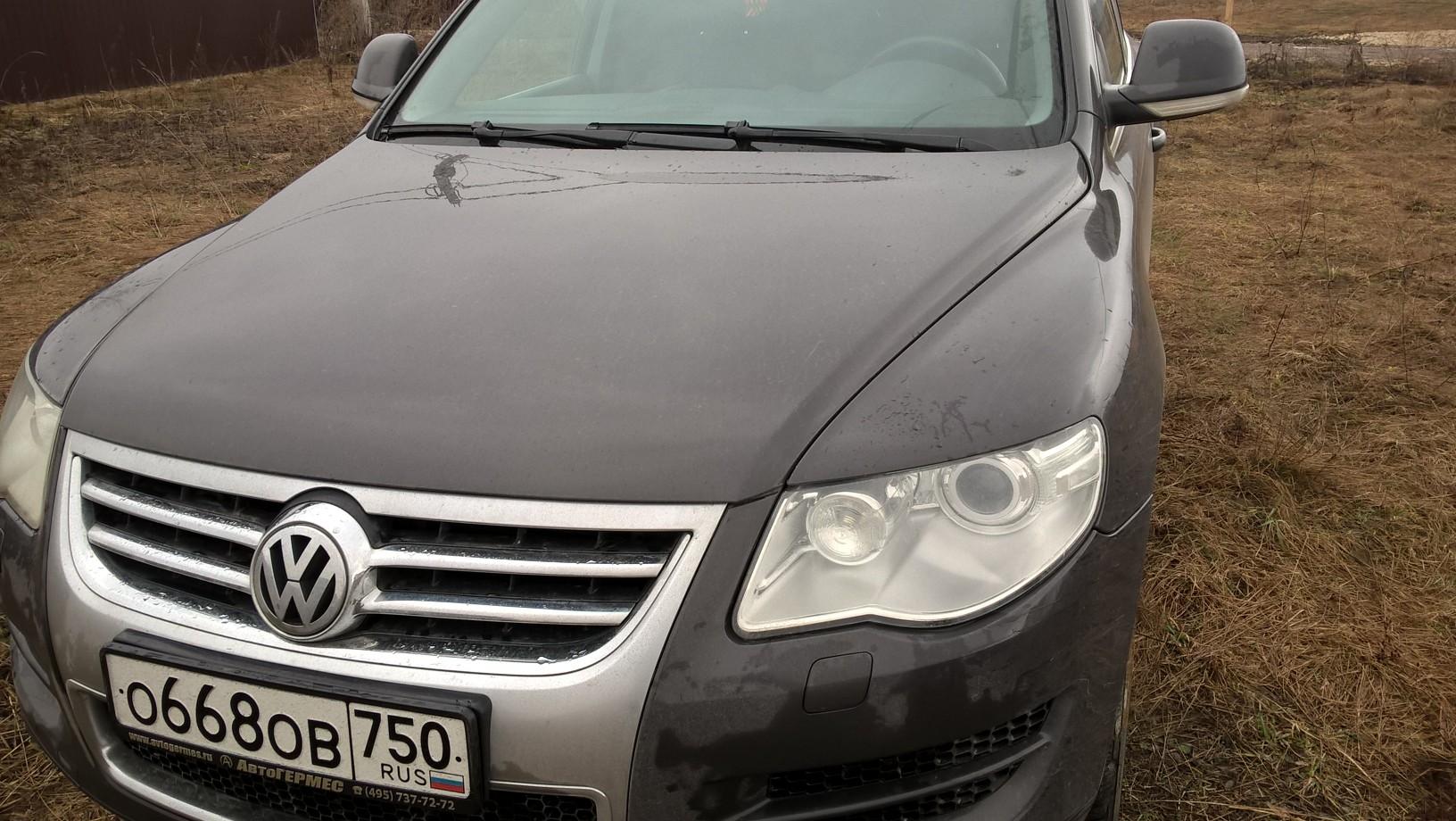 Чип тюнинг Volkswagen Touareg 3.0 дизель