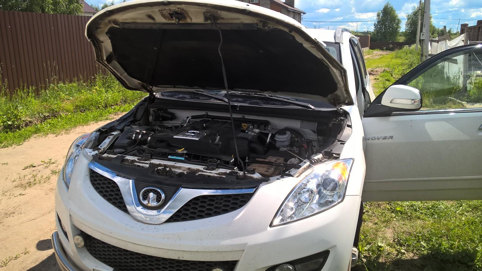 Чип тюнинг Hover 2011 с дизельным двигателем 2 литра