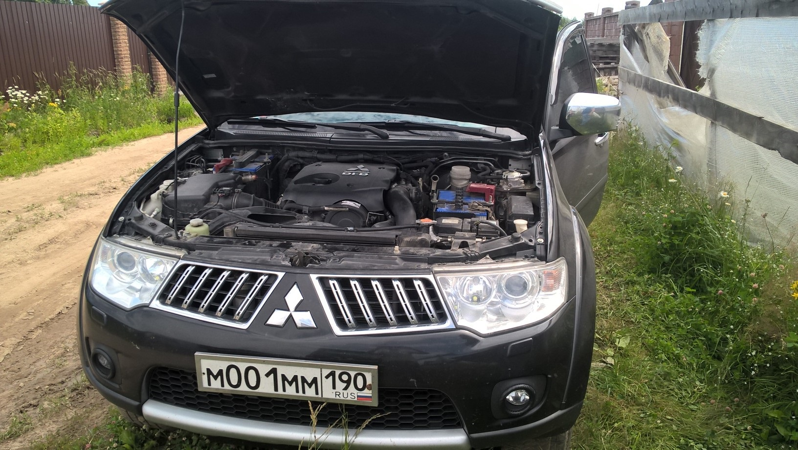 Чип тюнинг Mitsubishi Pajero Sport 2.5 TD
