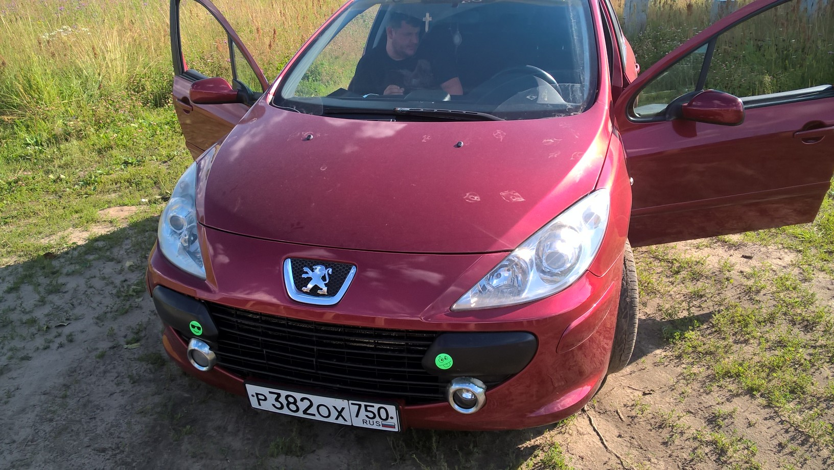 Чип тюнинг Peugeot 307 1.6 2006