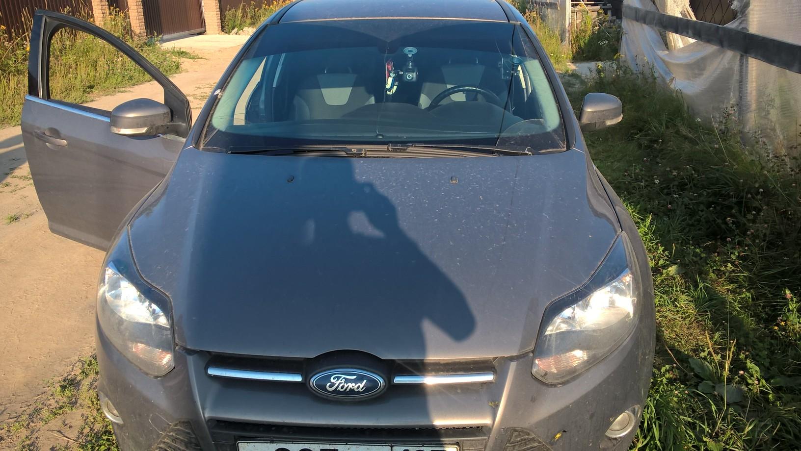 Чип тюнинг Ford Focus 3 1.6 125 лс