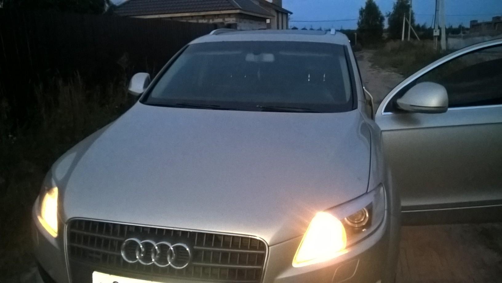 Чип тюнинг Audi Q7 4.2 бензин