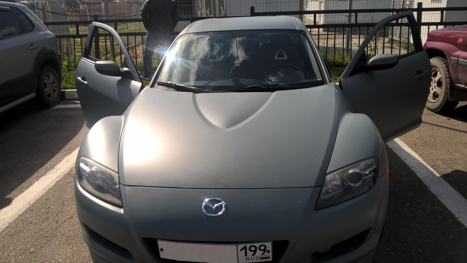 Чип тюнинг Mazda RX 8