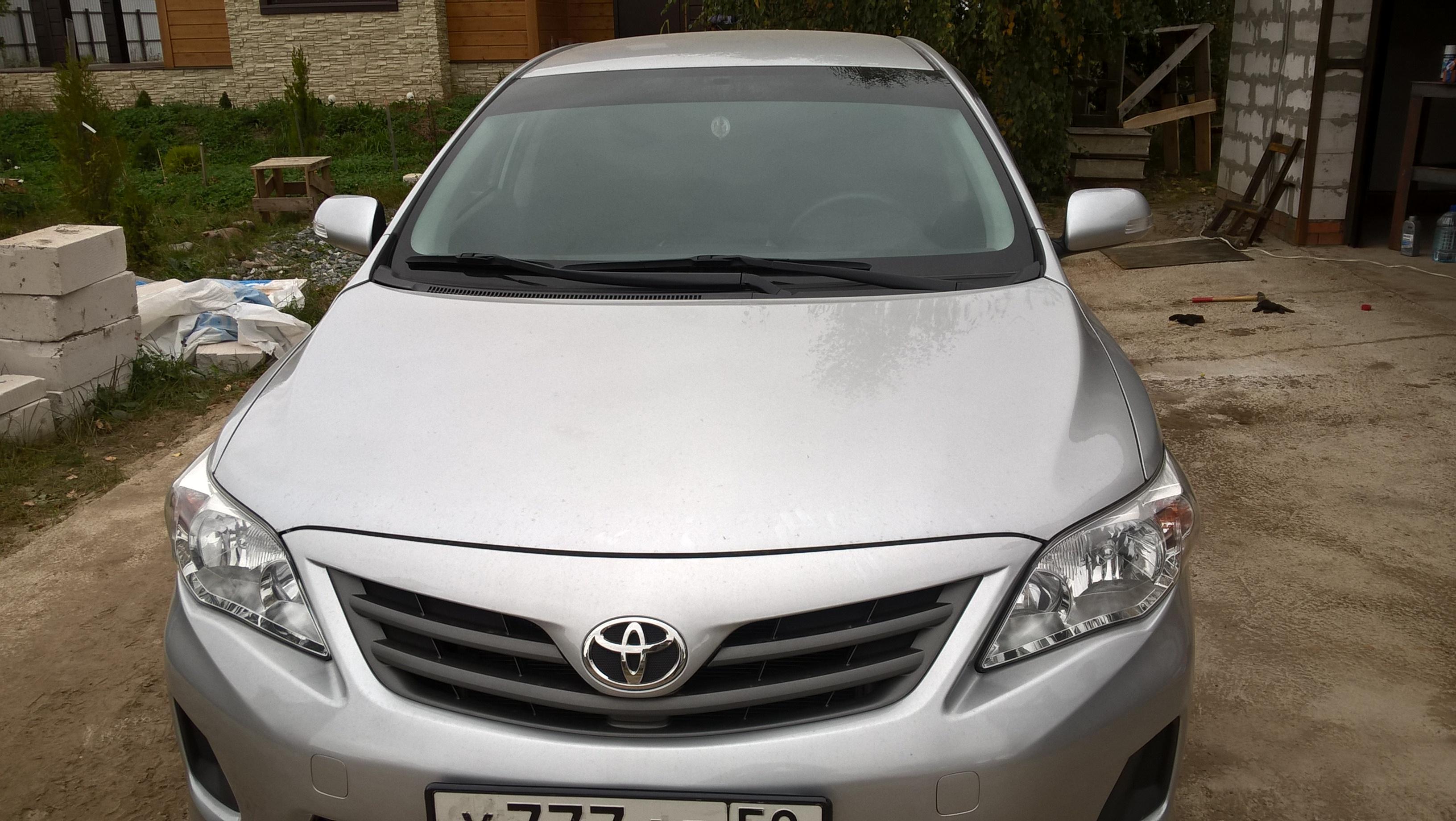Чип тюнинг Toyota Corolla 1.6 VVTi