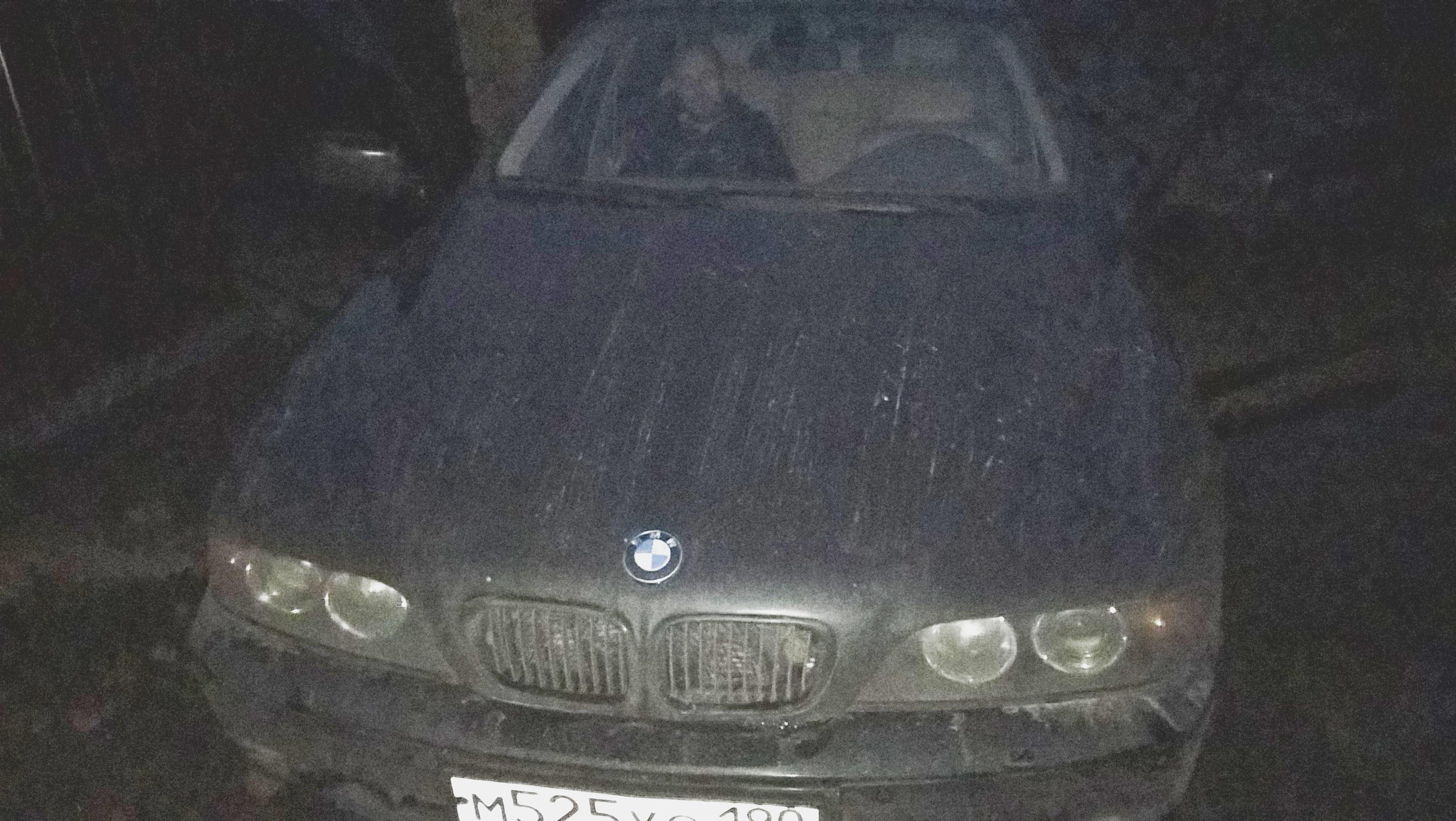 Чип-тюнинг BMW E60 2.5 литра