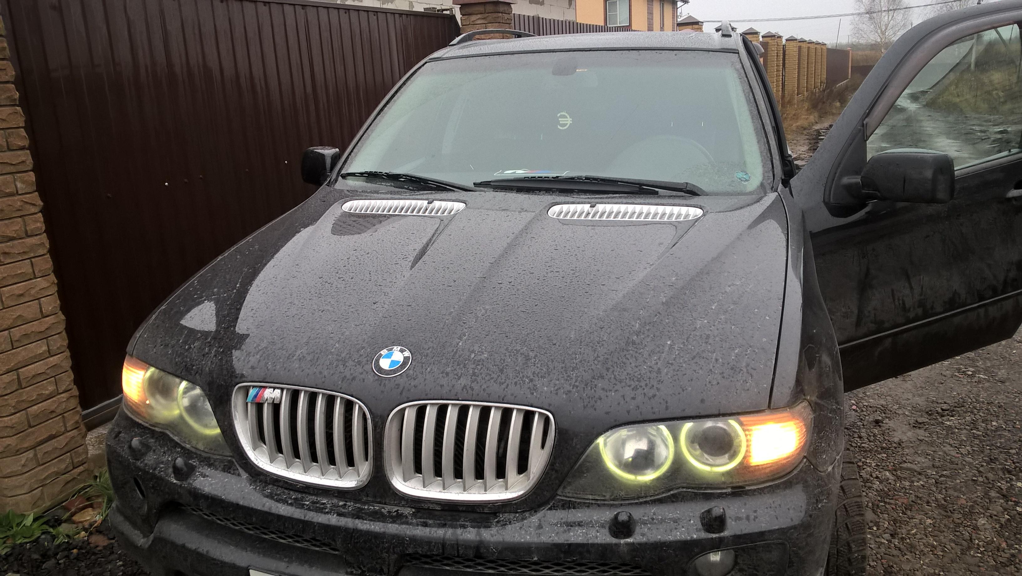 Чип тюнинг BMW X5 E53 3.0