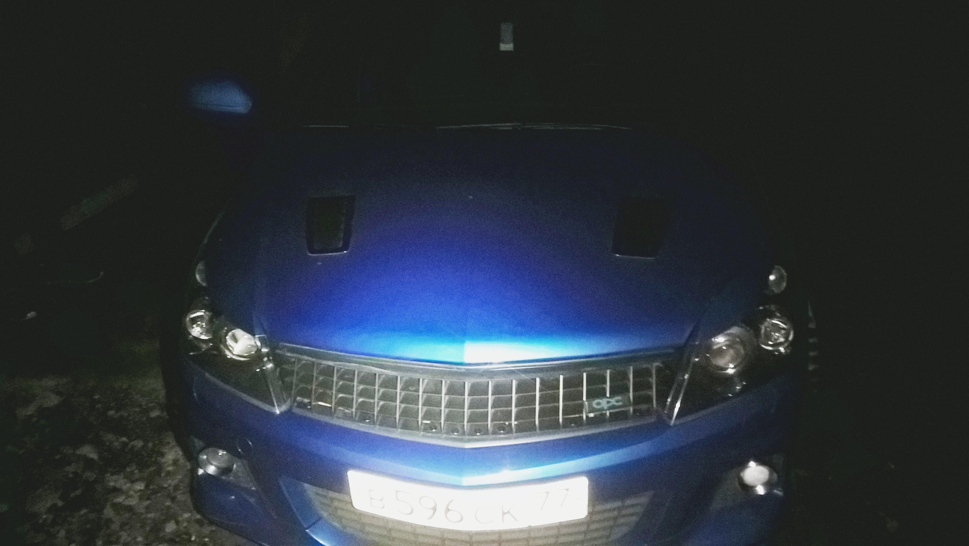 Чип тюнинг Opel Astra OPC 2.0 турбо
