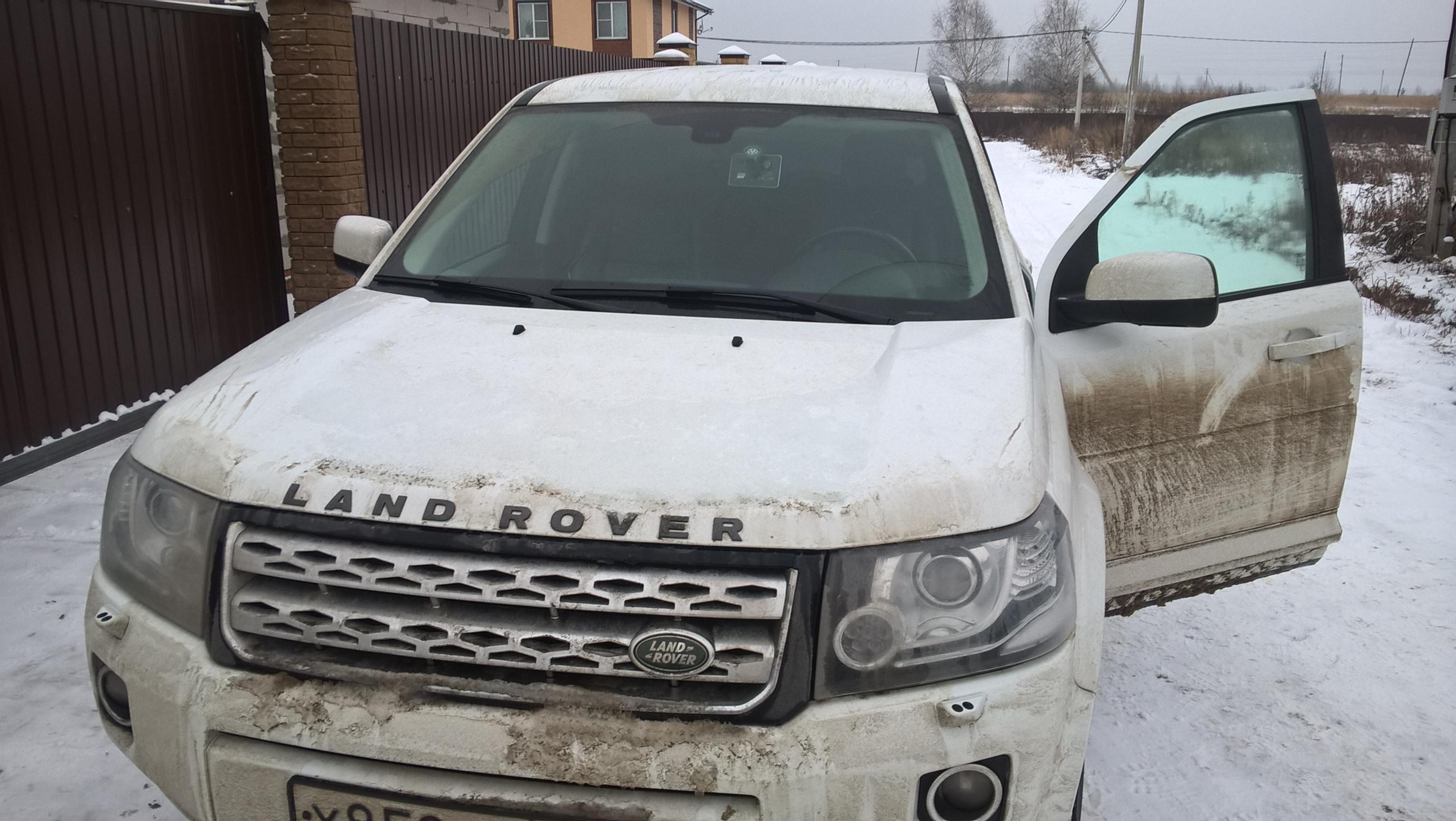 Чип тюнинг Land Rover Freelander 2.2 дизель