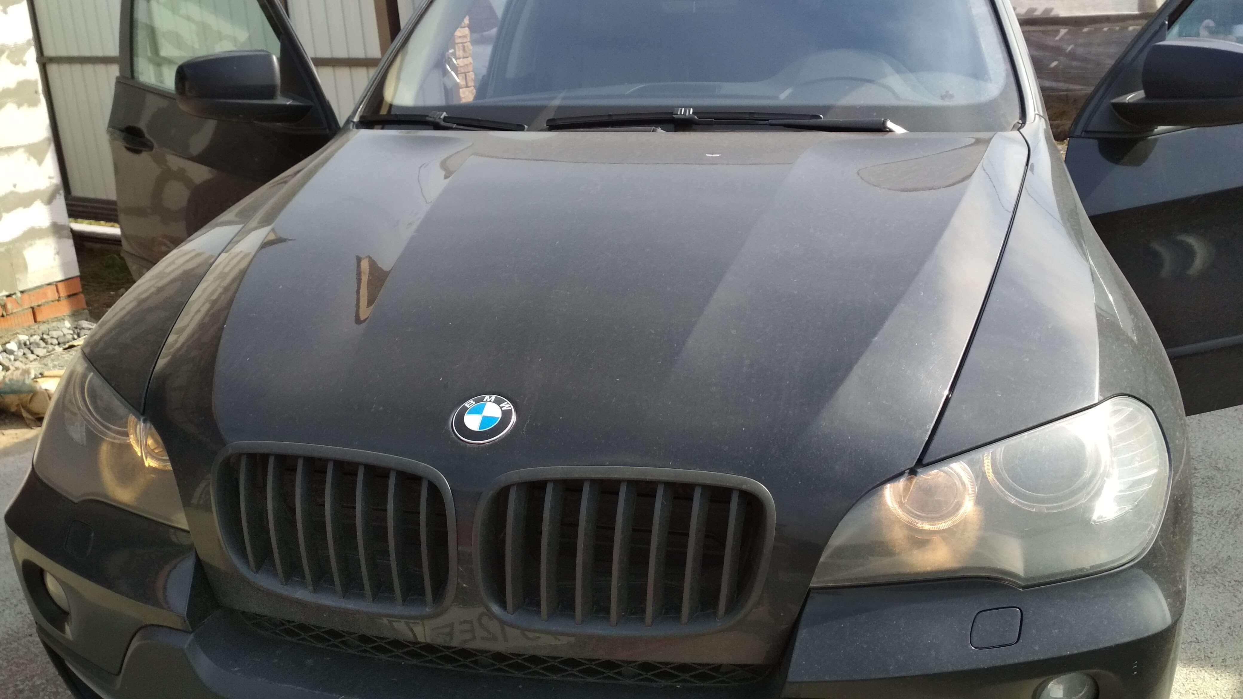 Чип тюнинг БМВ Х5 Е70 3.0 дизель