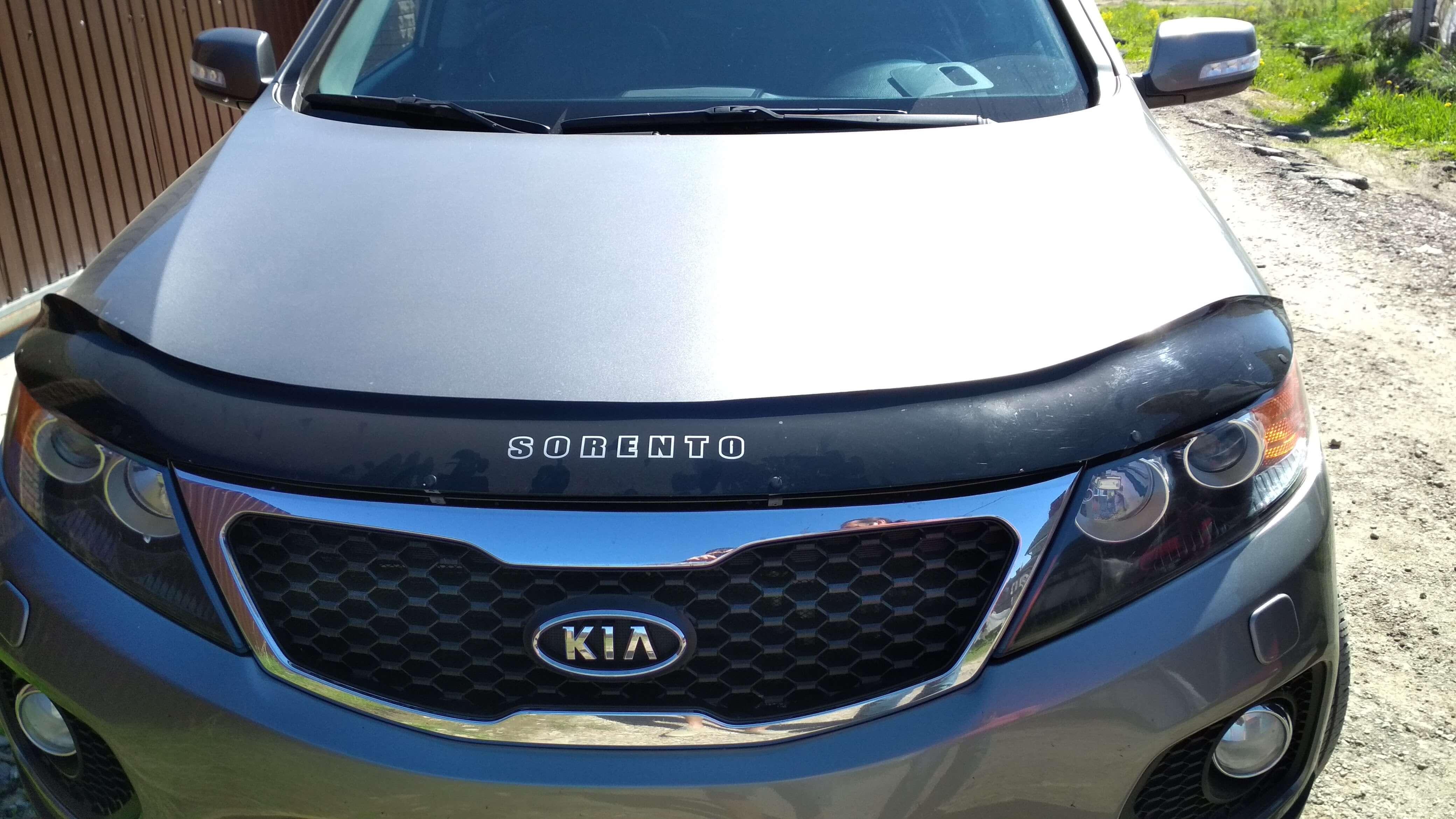 Чип тюнинг Kia Sorento 2.2 дизель