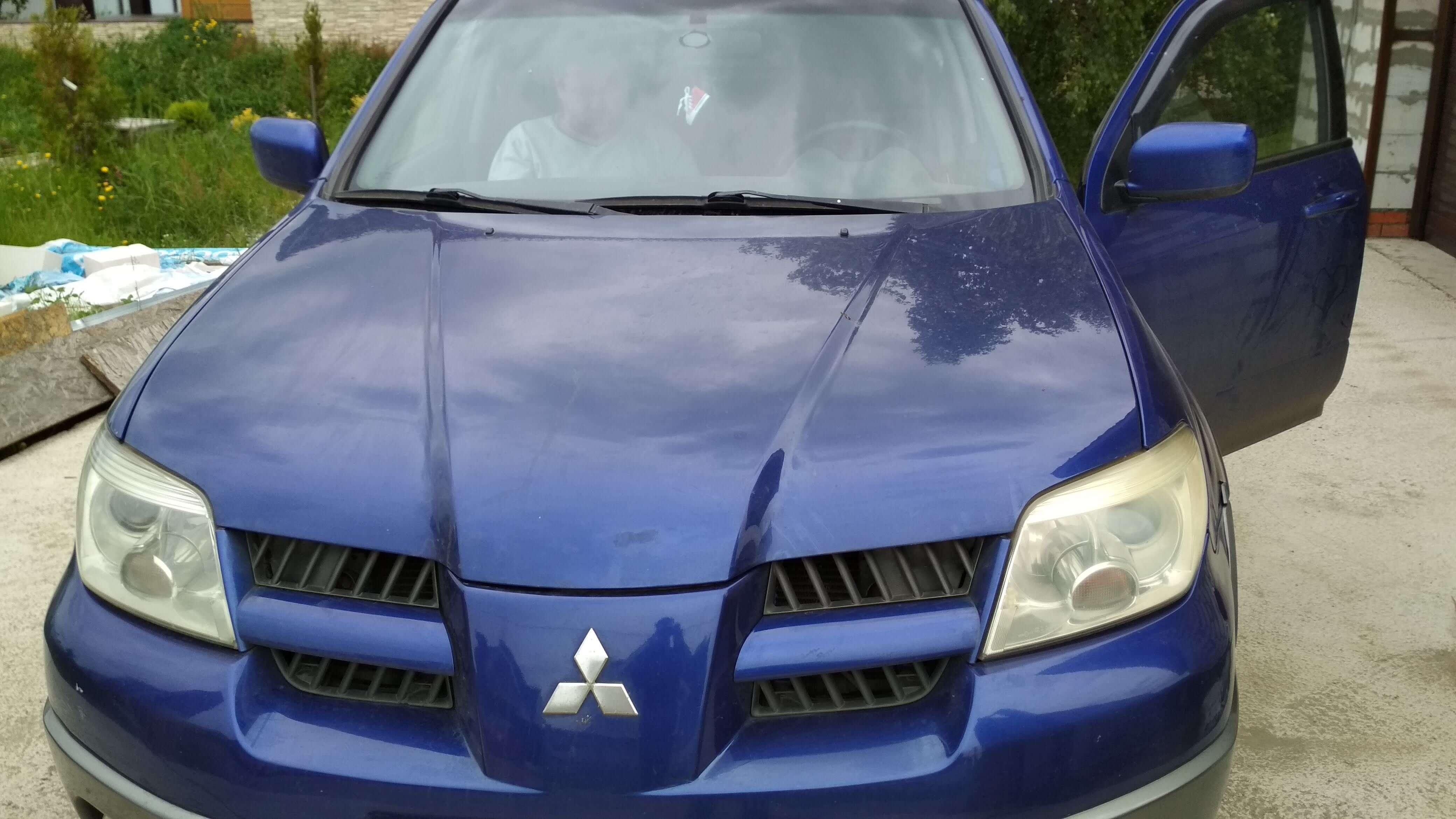 Чип тюнинг Mitsubishi Outlander 2.4
