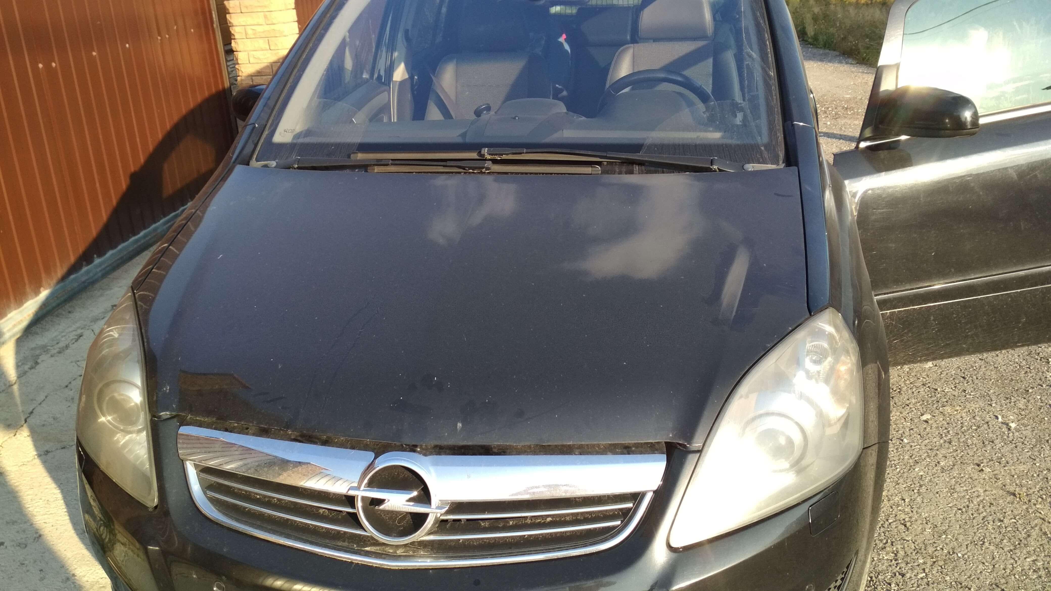 Чип тюнинг Opel Zafira 1.7 дизель