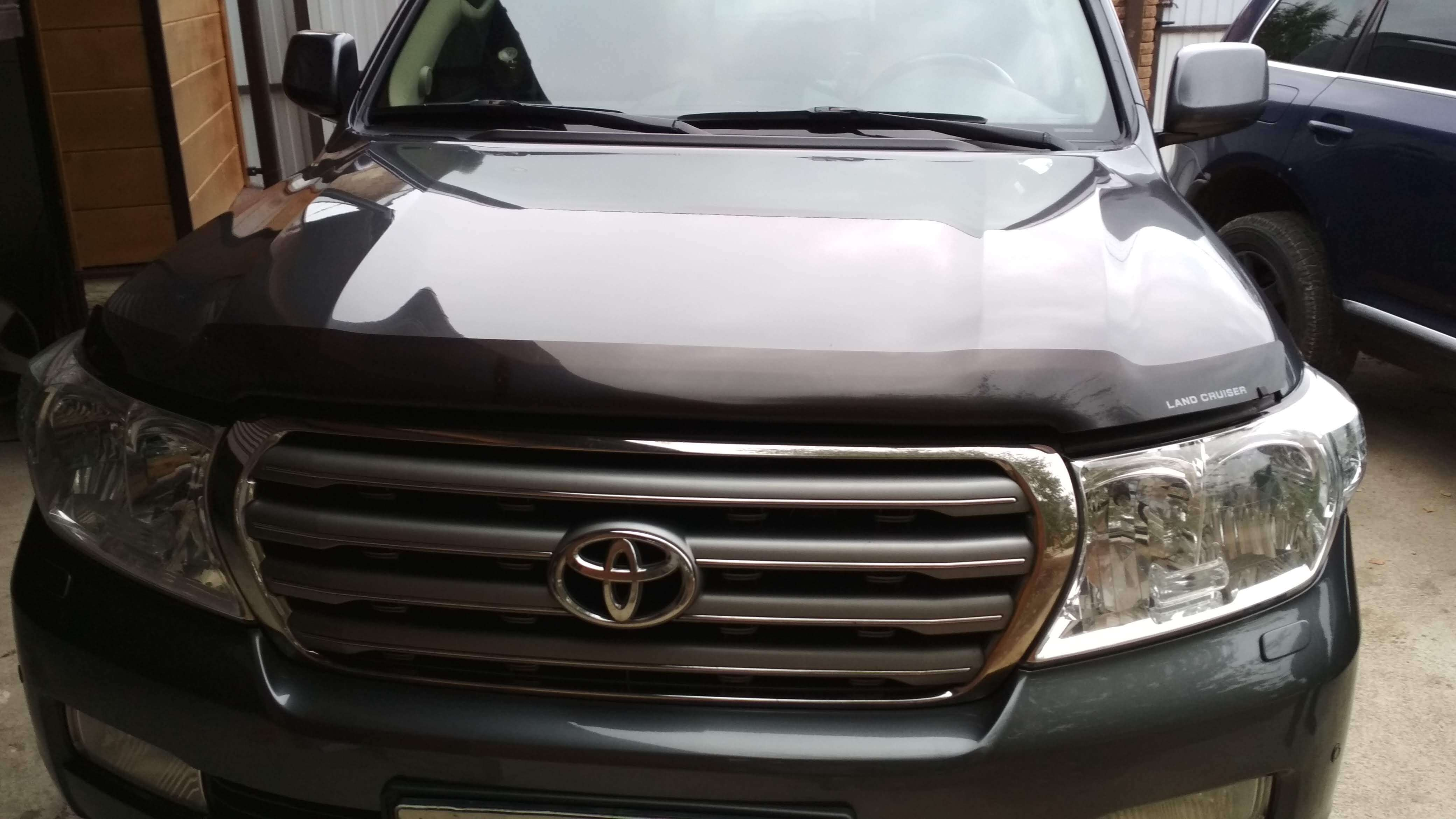 Чип тюнинг с отключением ЕГР Toyota LC200 4.5 дизель