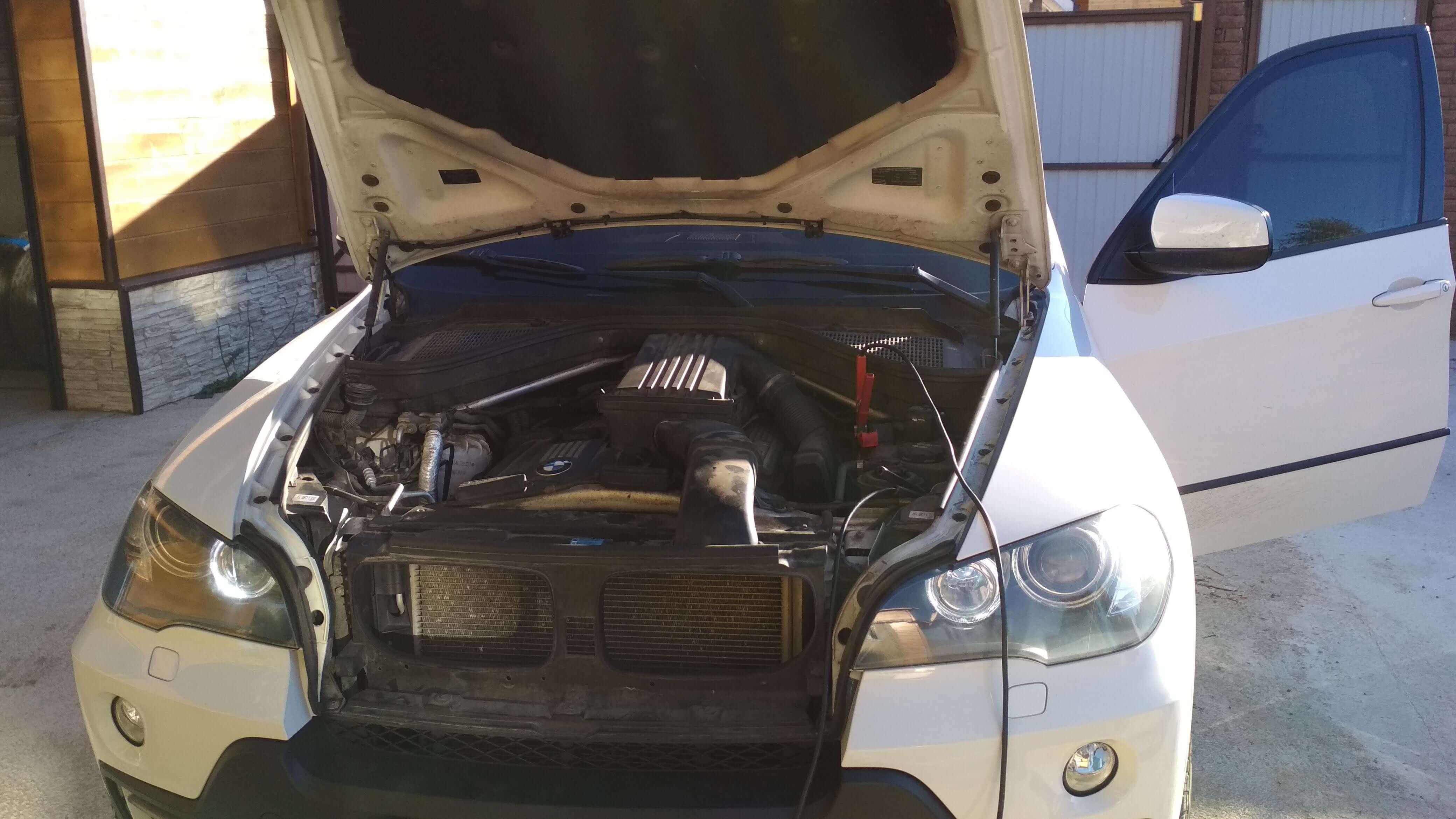 Чип тюнинг БМВ Х5 Е70 3.0 бензин