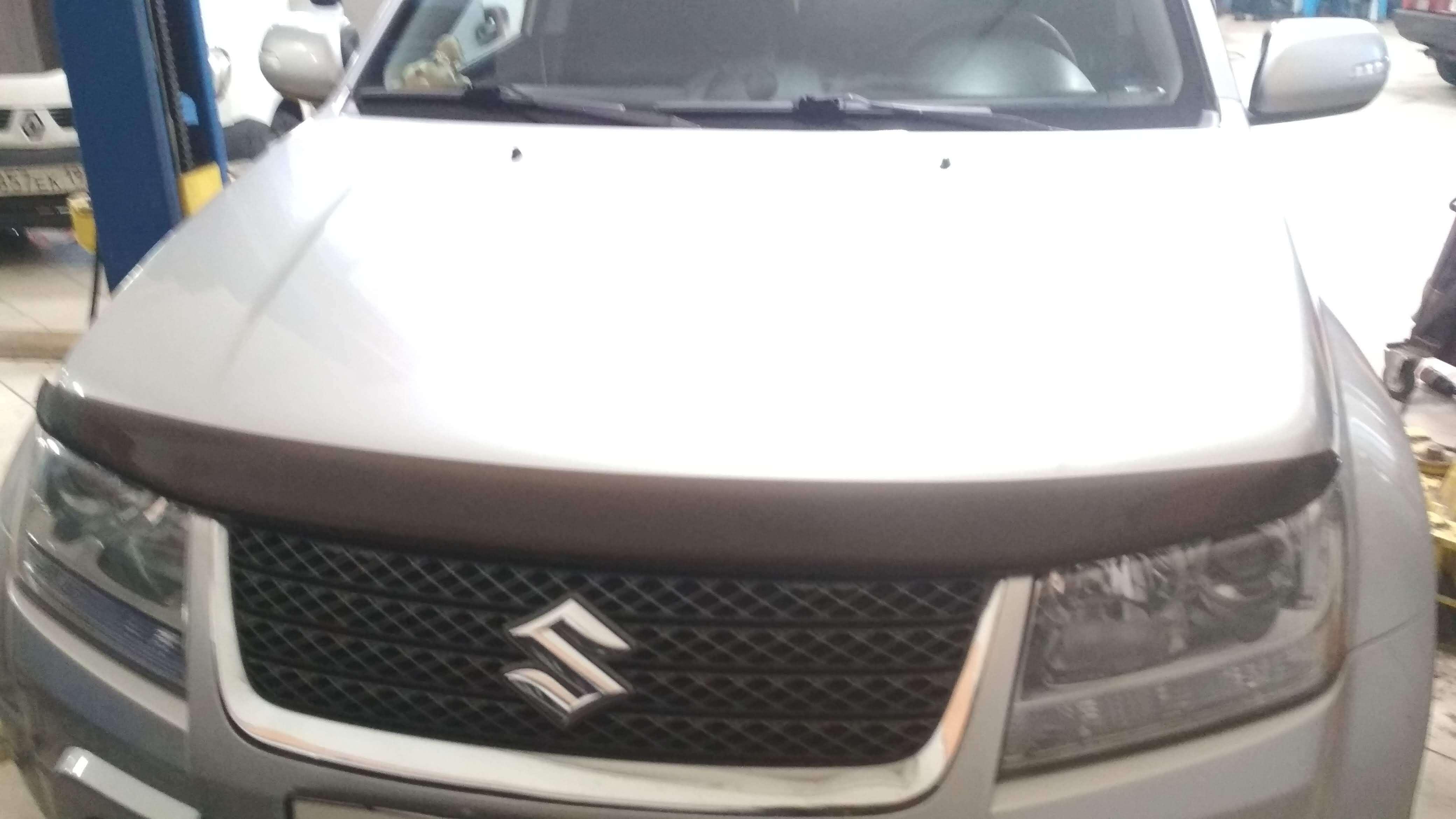 Чип тюнинг Suzuki Grand Vitara 2.0