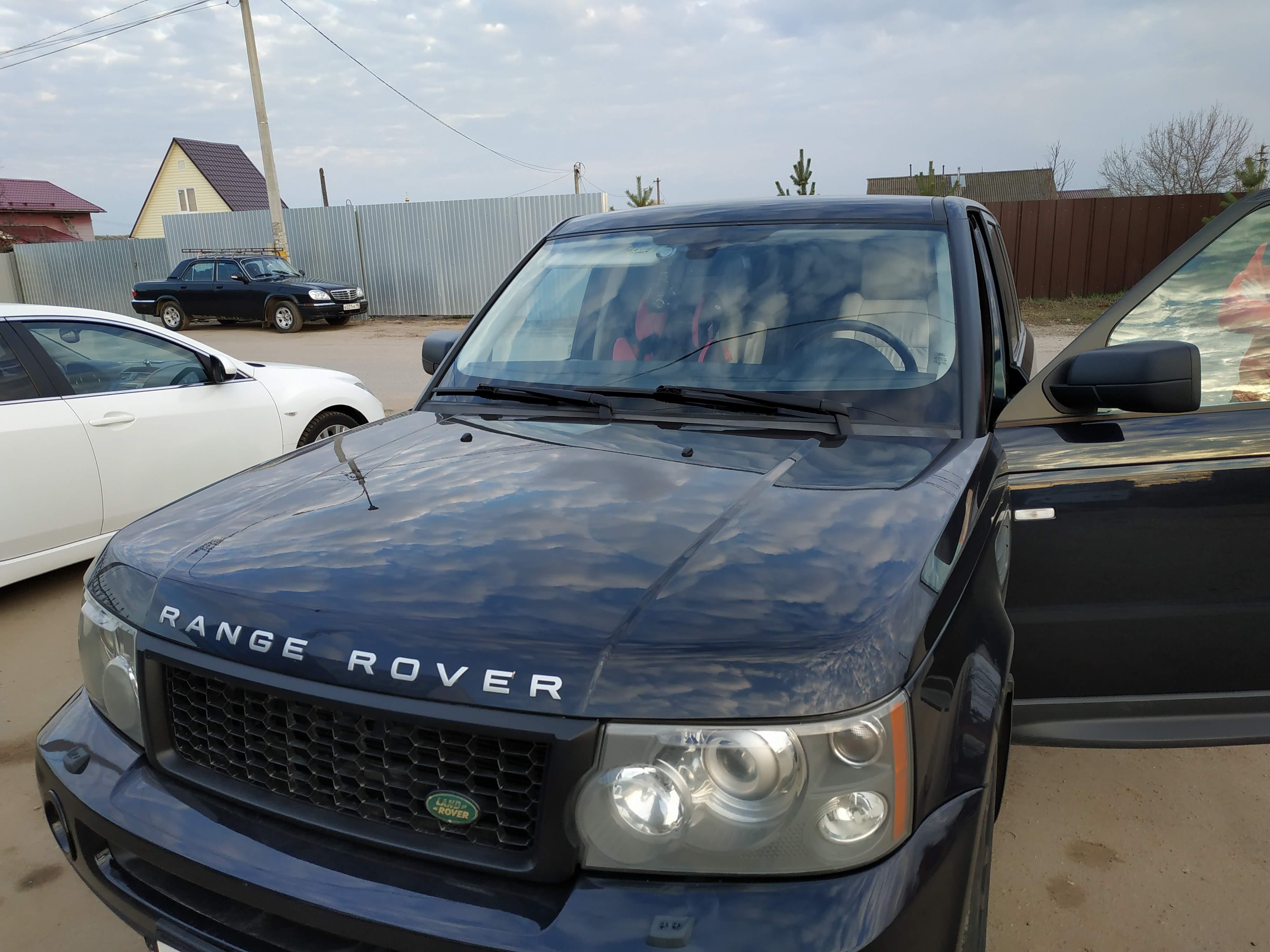 Отключение ЕГР Range Rover Sport 2.7 дизель