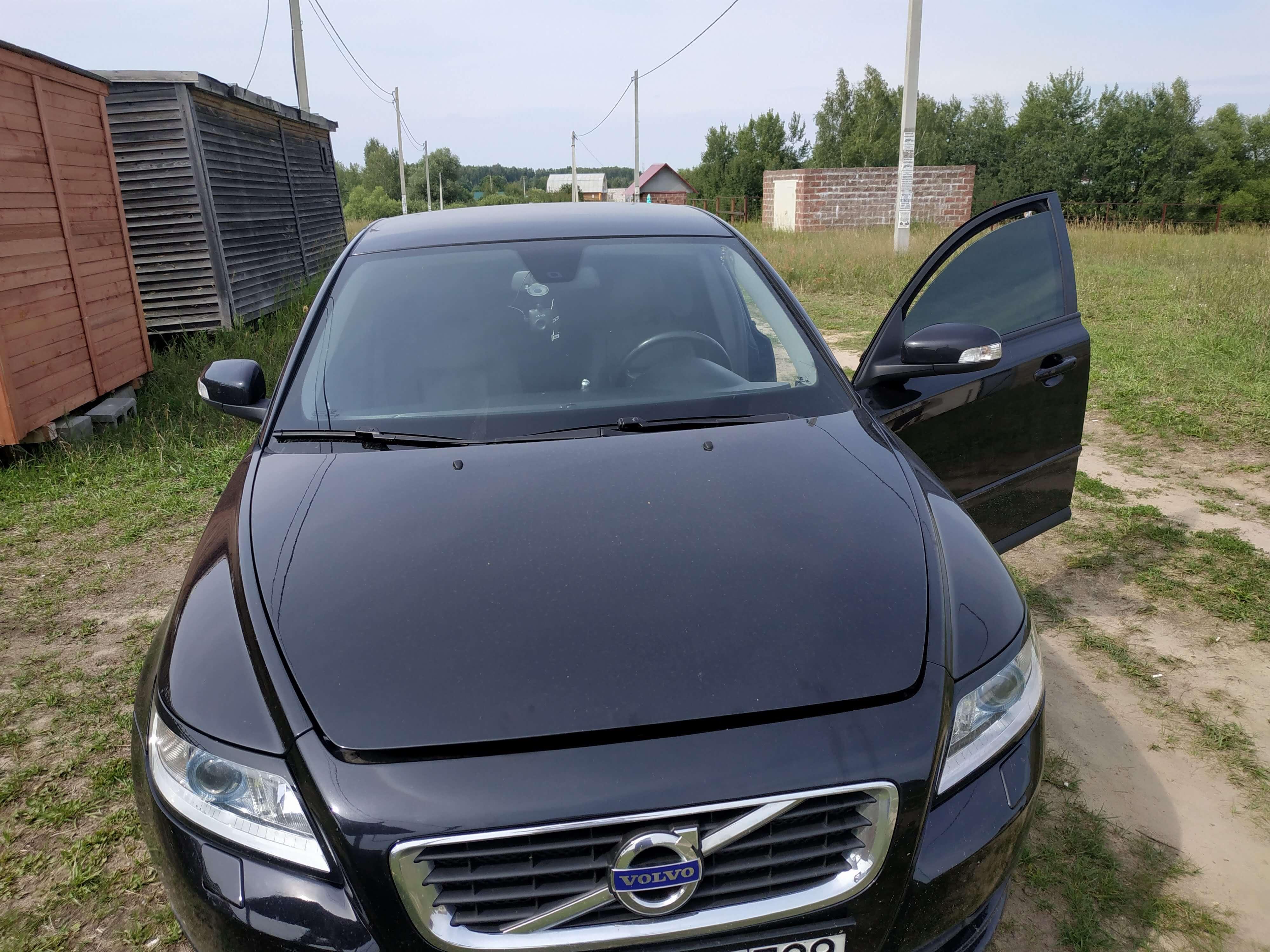 Чип тюнинг Volvo S40 2.4 бензин