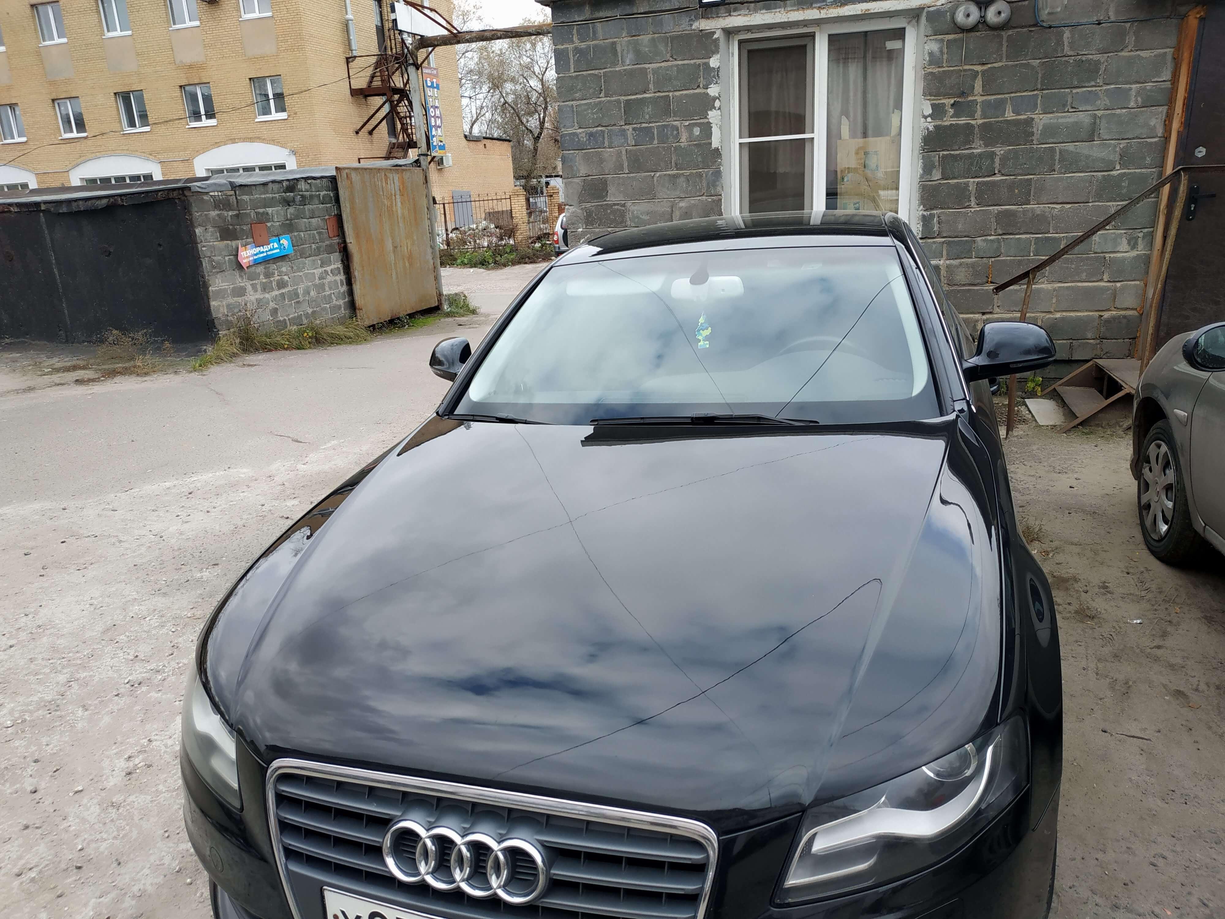 Чип тюнинг Audi A4 B8 1.8TFSI